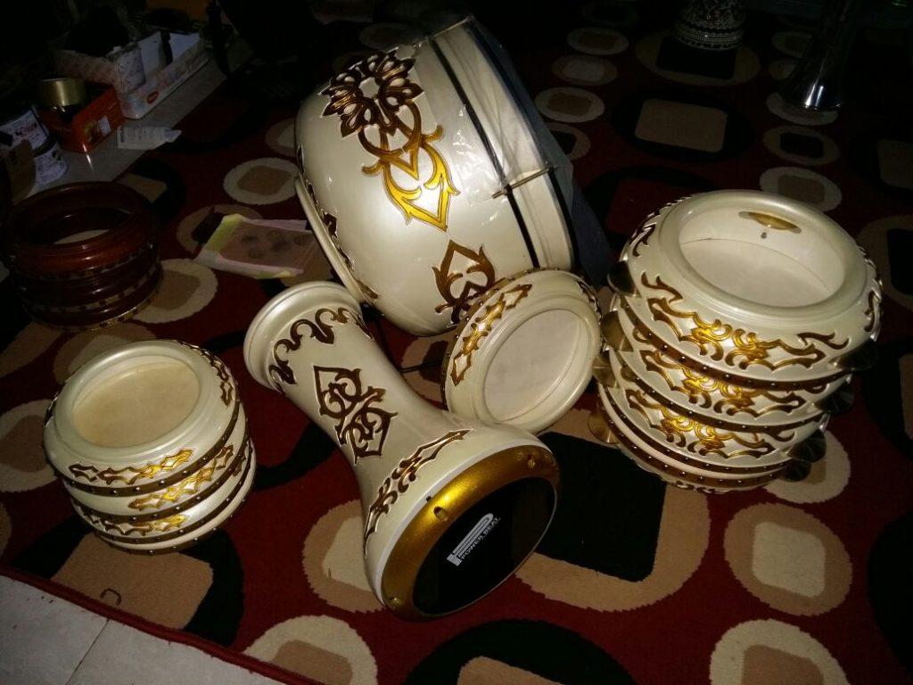 Jual Rebana Hadrah Habib Syech Murah